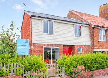 Thumbnail 3 bed semi-detached house for sale in Marlborough Road, Southwold, Suffolk
