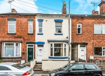 Thumbnail 3 bed terraced house for sale in Talbot Road, Forebridge, Stafford, Staffordshire