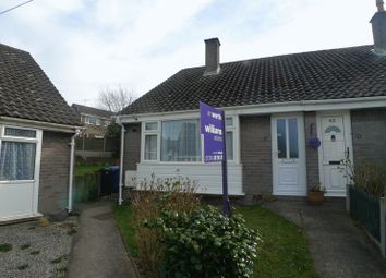 Thumbnail 2 bedroom semi-detached bungalow to rent in Bryn Stanley, Denbigh