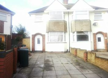 Thumbnail 3 bedroom semi-detached house to rent in Blackwell Road, Coventry