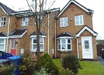 Thumbnail 2 bed town house for sale in Hornbeam Crescent, Ashton In Makerfield