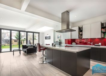 Springcroft Avenue, East Finchley, London N2. 4 bed semi-detached house