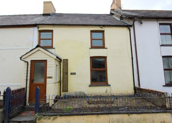 Thumbnail 3 bed terraced house for sale in Pontrhydfendigaid, Ystrad Meurig
