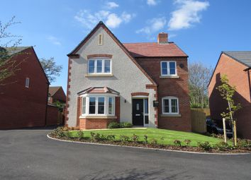 Thumbnail 4 bed detached house for sale in Hollybush Close, Malvern
