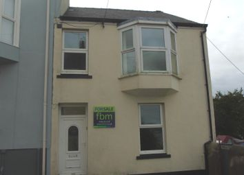 Thumbnail 3 bedroom end terrace house for sale in Beach Road, Llanreath, Pembroke Dock