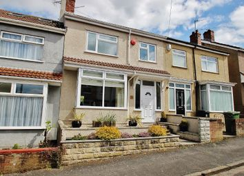 Thumbnail 4 bed terraced house for sale in Martingale Road, Brislington, Bristol