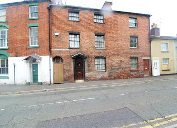 Thumbnail 5 bed town house for sale in Upper Church Street, Oswestry