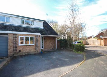Thumbnail 3 bedroom semi-detached house for sale in Tavistock Road, Fleet