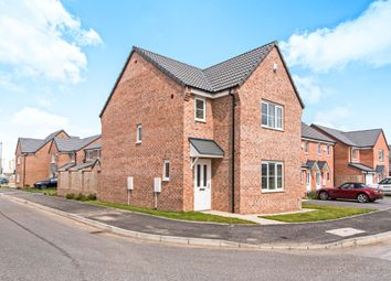 Thumbnail 3 bed detached house for sale in Mirabelle Way, Harworth, Doncaster