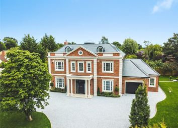 Thumbnail 6 bed detached house for sale in The Chase, Oxshott, Leatherhead, Surrey