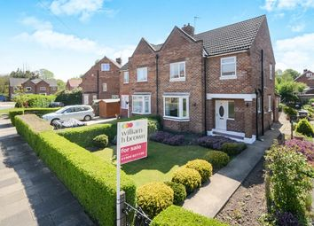 Thumbnail 3 bed semi-detached house for sale in Swale Avenue, York