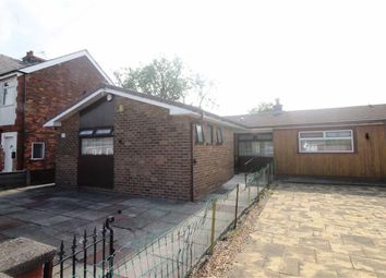 Thumbnail 2 bed semi-detached bungalow for sale in Maple Avenue, Hindley Green, Wigan