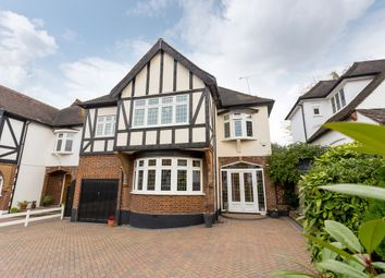 Thumbnail 4 bedroom detached house to rent in Malvern Drive, Woodford Green