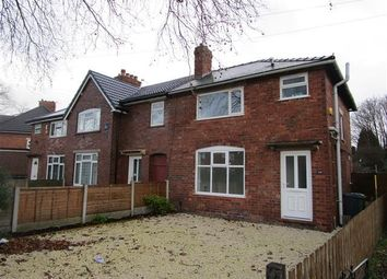 Thumbnail 3 bed semi-detached house to rent in Kent Street, Walsall