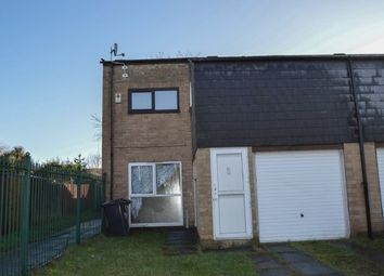 Thumbnail 3 bed semi-detached house to rent in Faracre Court, Northampton