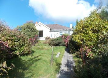 Thumbnail 4 bed detached bungalow for sale in St. Anns Chapel, Gunnislake