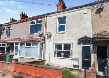 Thumbnail 2 bed terraced house for sale in Patrick Street, Grimsby