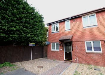 Thumbnail 2 bed end terrace house for sale in Larkspur Close, Locks Heath, Southampton
