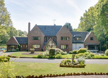 Thumbnail 5 bed detached house for sale in Church Lane, Long Bank, Bewdley