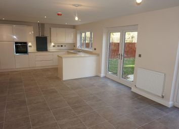Thumbnail 5 bed detached house for sale in The Paddocks, Uffington Road, Stamford