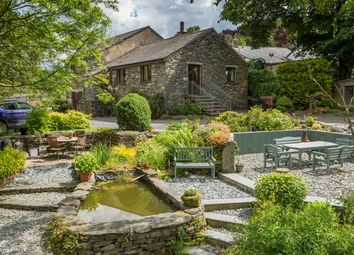 Thumbnail 4 bed detached house for sale in Smithy Beck House, Blawith