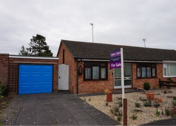 Thumbnail 2 bed semi-detached bungalow for sale in Howard Way, Market Harborough