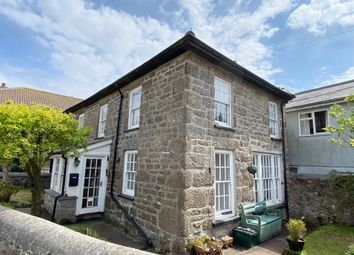 Thumbnail 2 bed detached house for sale in Rectory Road, St. Buryan, Penzance
