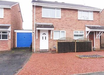 Thumbnail 2 bedroom semi-detached house to rent in Weyhill Close, Pendeford, Wolverhampton