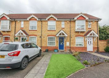 Thumbnail 2 bed terraced house for sale in Doulton Close, Church Langley, Harlow, Essex