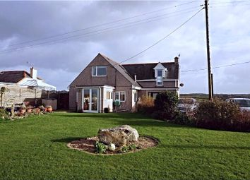 Thumbnail 4 bed detached house for sale in Llanfechell, Amlwch