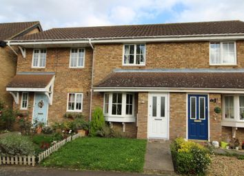 Thumbnail 2 bedroom terraced house to rent in Hayman's Way, Papworth Everard, Cambridge