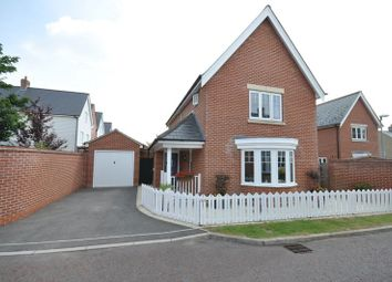 Thumbnail 3 bedroom detached house for sale in Glebe View, West Mersea, Essex