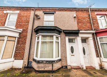 Thumbnail 2 bed terraced house for sale in Trent Street, Stockton-On-Tees