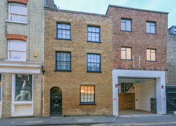 Thumbnail 3 bed terraced house to rent in Holywell Row EC2A, London