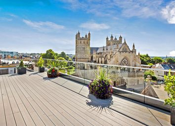 Thumbnail 3 bedroom flat for sale in 23 Cathedral Yard, Exeter, Devon