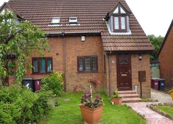 Thumbnail 2 bed semi-detached house to rent in Orchard Close, Barlborough, Chesterfield