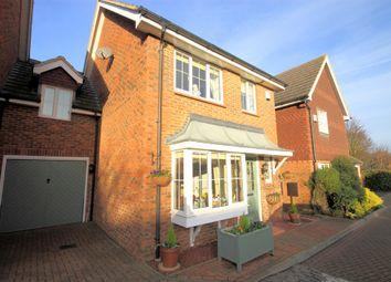 Thumbnail 3 bed detached house for sale in Hilton Close, Faversham