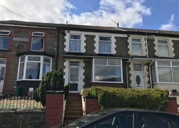 Thumbnail 3 bedroom terraced house for sale in Clifton Street, Treorchy, Rhondda, Cynon, Taff.