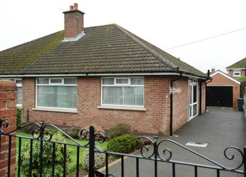 Thumbnail 2 bedroom bungalow for sale in Wanstead Avenue, Dundonald, Belfast