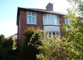 Thumbnail 3 bed semi-detached house for sale in 19 Tullie Street, Carlisle, Cumbria