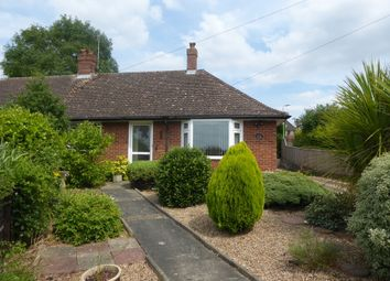 Thumbnail 2 bed semi-detached bungalow for sale in Centre Close, Beccles