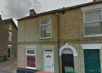 Thumbnail 3 bedroom terraced house to rent in Palmerston Road, Peterborough