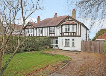 Thumbnail 4 bed semi-detached house for sale in Huntingdon Road, Cambridge