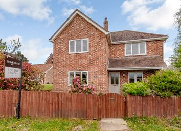 Thumbnail 4 bed detached house for sale in Stackwood Road, Polstead Heath, Colchester