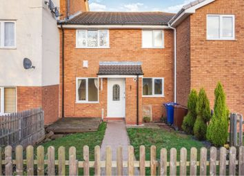 Thumbnail 1 bed terraced house for sale in Apple Walk, Cannock