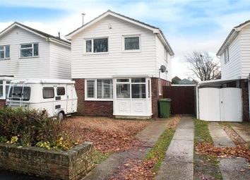 Thumbnail 3 bed detached house for sale in White Horses Way, Rustington, Littlehampton