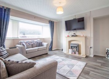 Thumbnail 2 bed flat for sale in Risca Road, Cross Keys, Newport