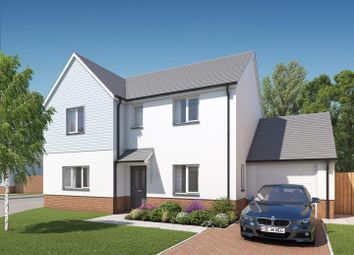 Thumbnail 3 bedroom detached house for sale in Park View, Velator, Braunton