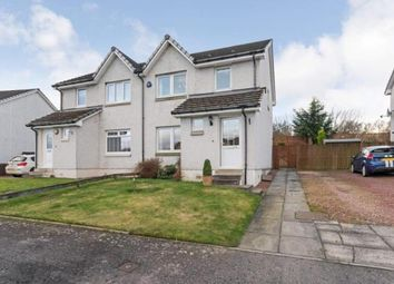 Thumbnail 3 bedroom semi-detached house for sale in Willow Brae, Plean, Stirling, Stirlingshire