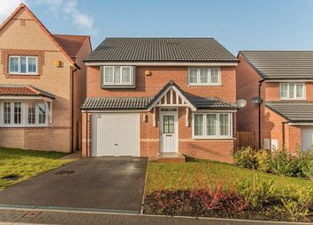 Thumbnail 4 bed detached house to rent in Dempsey Close, Wakefield